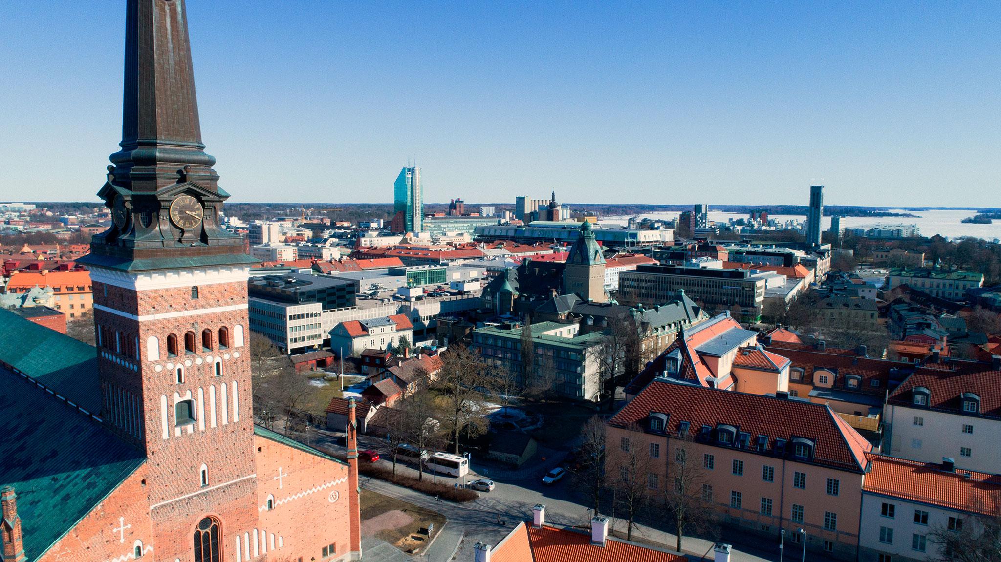 Västerås vy